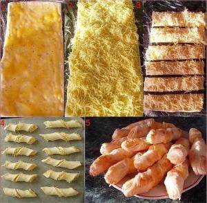 Сырные палочки рецепт с фото