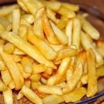 картофель фри в духовке фото