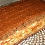 """Торт """"Сникерс"""" фото"""