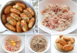 Вкусные гречаники