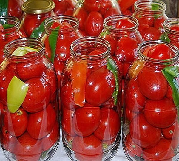 «Царские» помидоры
