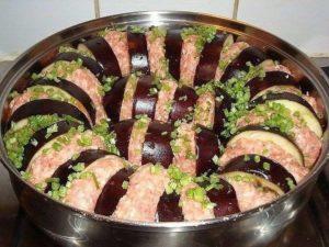 Вкусные баклажаны по-турецки