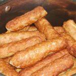 Колбаски мититеи