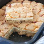 """""""Мозаичный"""" творожный пирог Очень вкусный и нежный десерт к чаю!"""