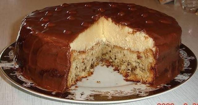 """Торт """"Эскимо"""". Это НЕЧТО! Звезда стола!"""