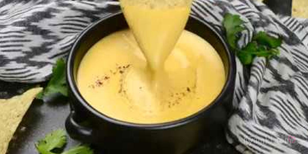 Сырный соус «Пятиминутка». Объедение которое всегда спасет