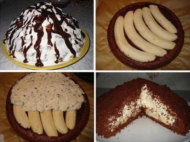Торт Норка крота! Порядком вкуснее, чем в магазине!