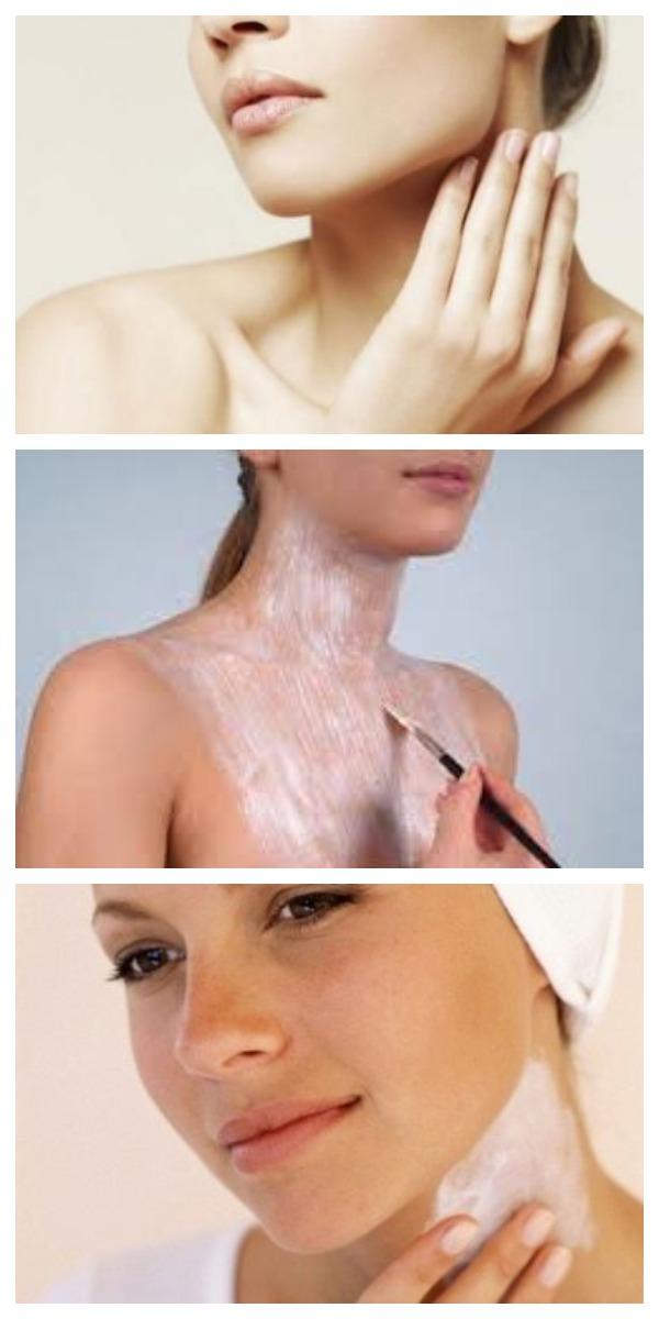 Уход за кожей шеи обязателен!
