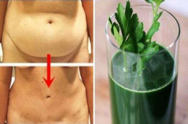 Скажи прощай отёкам и брюшному жиру и предотврати развитие диабета и гипертонии