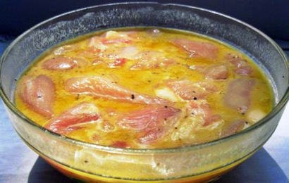 Экспресс-мясо: готовим любое мясо за 5 минут! Весь секрет в заливке!