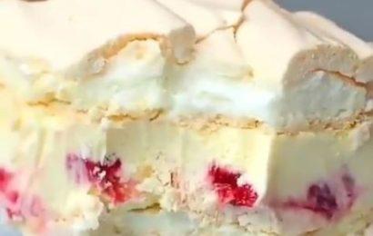Мега вкусный десерт