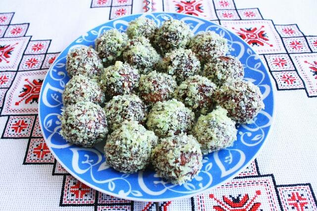 Мой дежурный рецепт!Сразу готовьте двойную порцию. Печенье «Каштаны»