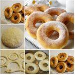 Восхитительные пончики на кефире за 10 минут