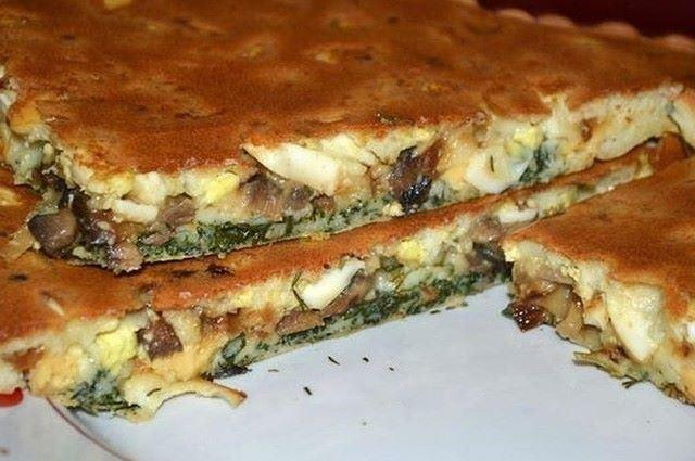 Простой и быстрый пирог — лучшее решение, когда хочется чего-то вкусного, а времени нет.
