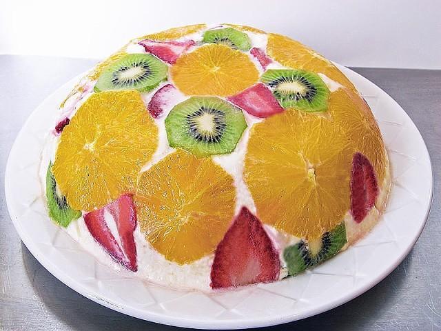 Самый популярный рецепт лета - фруктовый торт