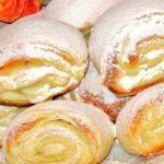 Воздушное и нежное печенье «Творожная нежность»