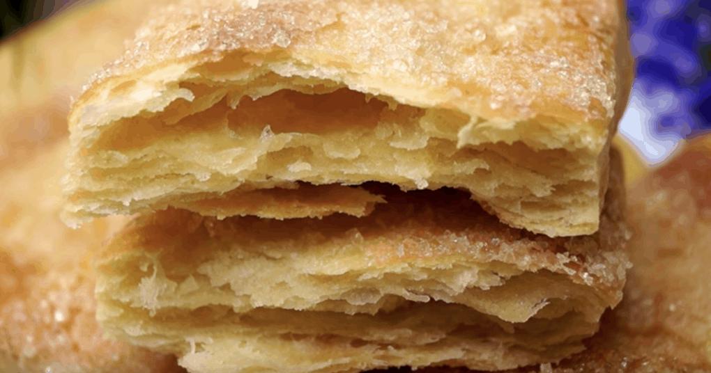 Быстрой и простое слоеное тесто, которое получится всегда