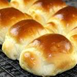 Нежные как облако японские булочки «Хоккайдо»