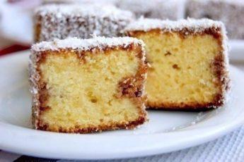 Обалденное пирожное — рецепт бомба