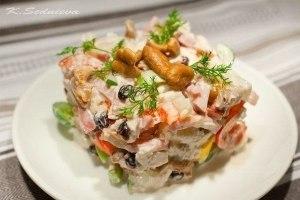 салат изюминка фото