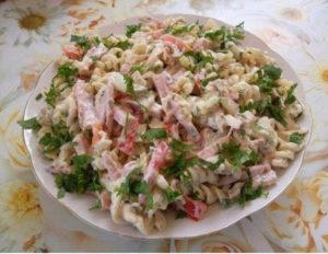 Салат «Итальянский»