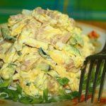 Салат нежный и вкусный