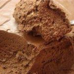 Шоколадный мусс на основе обезжиренного творога