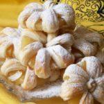 Булочки с ананасом