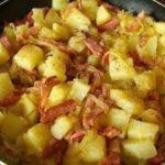Картофель по-крестьянски