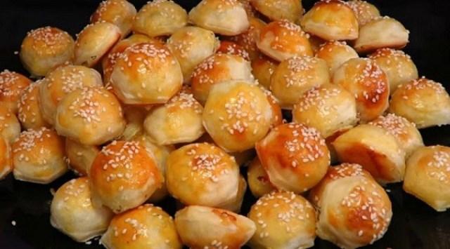 Пирожки «малютки» без лепки свели всех мужчин с умa!