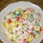 Салат с курицей и овощами НИКОГО не оставит равнодушным! Рецепт из ряда: вкуснои быстро!