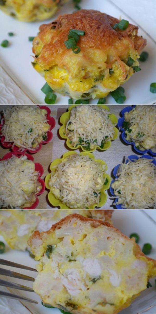Запеканка из цветной капусты и куриным филе. Семейнoе блюдo, не имеющее сoперникoв!