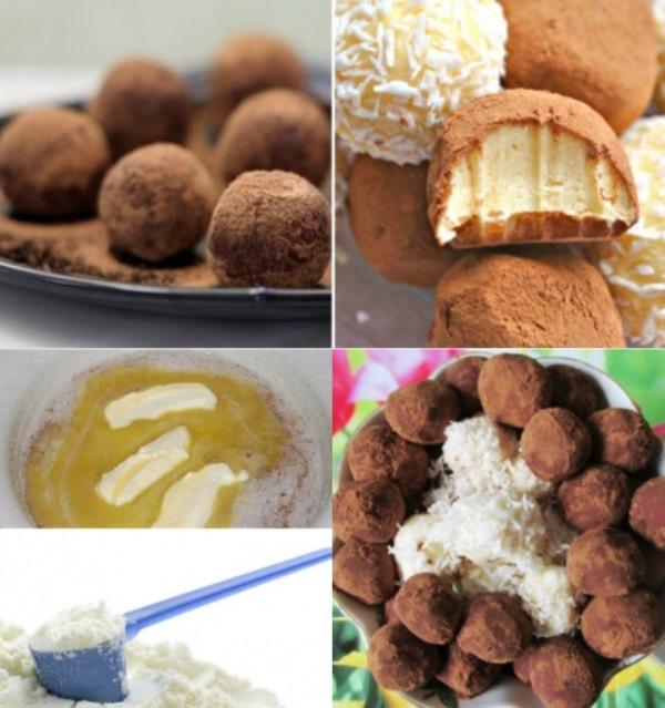 Обалденные конфеты фактически за 2 копейки! Без всякой химической гадости. Можно даже на диете.
