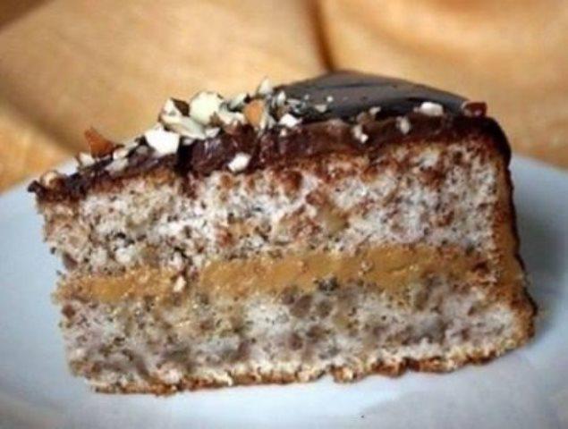 Венесуэльский ореховый торт моя семья просто обожает. Сметаются в миг. Побалуйте родных!