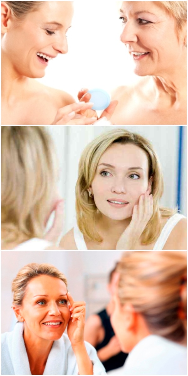 Секреты антивозрастного ухода за кожей лица в 30, 40 и 50 лет. Как выглядеть молодо вне зависимости от возраста