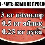 КЕТЧУП - ЧУТЬ ЯЗЫК НЕ ПРОГЛОТИЛА!