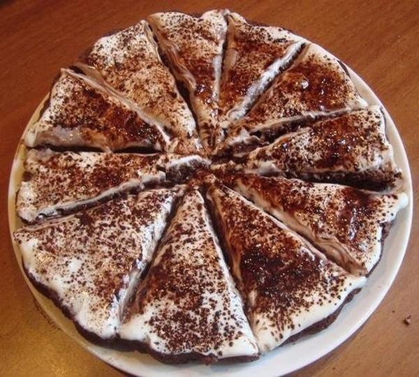 Мой фирменный лёгкий торт — всегда на моем праздничном столе