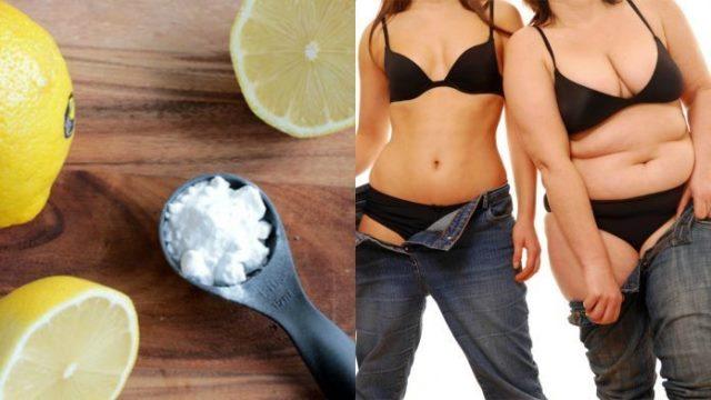 Избавьтесь от жира в области талии, бедер, рук и спины с помощью пищевой соды — вот как правильно это сделать!