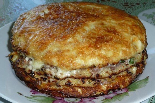 Капустный пирог. Блюдо, благодаря которому, я похудела!