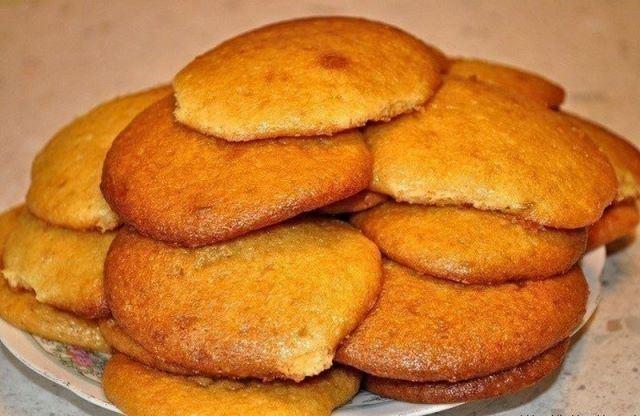 Домашнее печенье на завтрак с кофе - тает во рту!