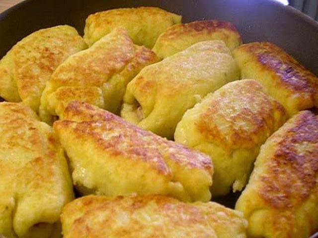 Потрясающе Вкусные Картофельные Рулетики