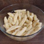 Осталось картофельное пюре после ужина? Тогда приготовьте вот такие ПАЛЬЧИКИ