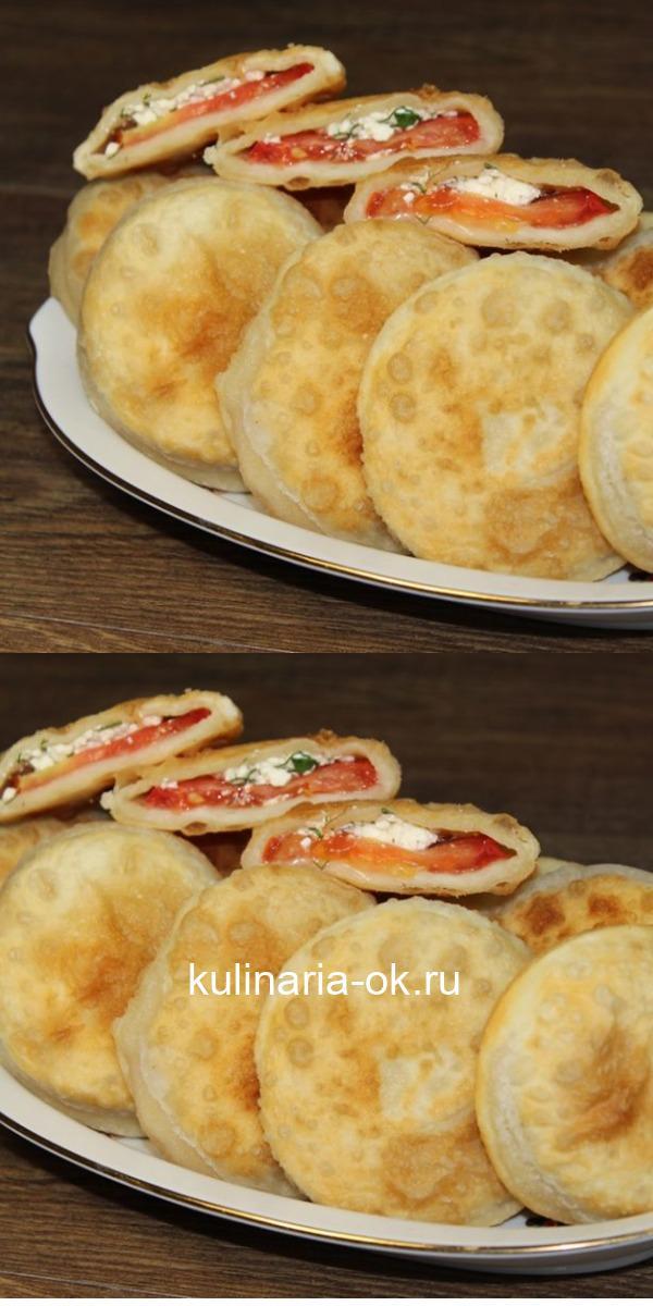 Пирожочки без лепки с отменной начинкой! Я просто влюбилась в этот рецепт!