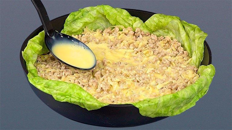 Вместо риса добавляю сырой картофель и получается чудо!