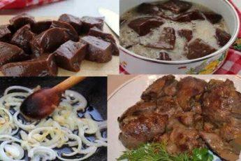 Потрясающий рецепт говяжьей печенки в особенном маринаде: просто и вкусно 1