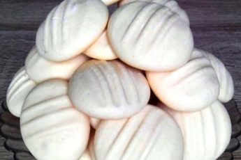 Рецепт вкуснейшего печенья на сгущенном молоке 1
