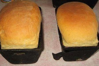 Рецепт вкусного домашнего хлеба. Мягкий внутри с хрустящей корочкой 1